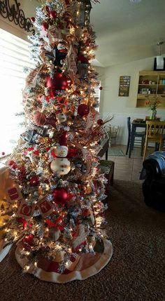 My fun Christmas tree