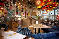 geveral vibe: Cabana, We Love Food, Its All We Eat