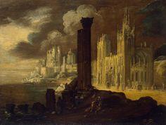 1640 Monsu Desiderio Ruines