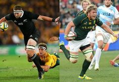 Kieran Read et Duane Vermeulen, probablement les deux meilleurs 8 en exercice, vont s'affronter lors du choc entre les Crusaders et les Stormers en Super Rugby