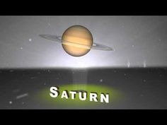 Kids Educational Videos - The Solar System  - Title (12 videos, about the sun and planets)