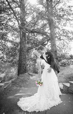 San Patrick Calais wedding dress! My wedding dress:)