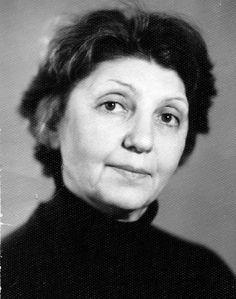La física Ljubov A. Rebane (1929-1991) nació un 6 de septiembre.