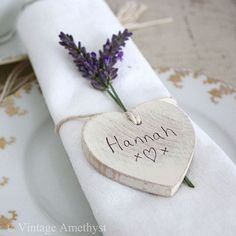 Wedding centerpieces lavender place settings 47 ideas for 2019 Purple Wedding, Trendy Wedding, Diy Wedding, Wedding Flowers, Wedding Day, Wedding Lavender, Wedding Table Decorations, Wedding Centerpieces, Lavender Uses