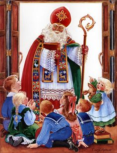 St. Nicholas by Cheryl Harness