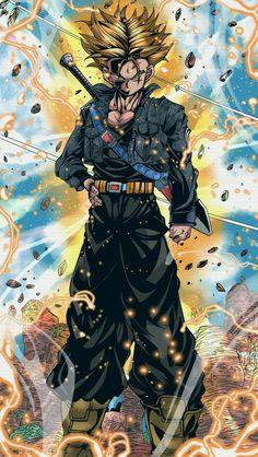 Dragon Ball Gt, Dragon Z, Dragon Ball Image, Kid Buu, Vegeta And Trunks, Goku Drawing, Super Anime, Dbz Characters, Dragon Images