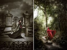 Fine Fettle: Fashion Photography: Fairy Tale Shoot