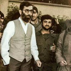Old picture Islamic Images, Islamic Pictures, Weird People At Walmart, Supreme Leader Of Iran, King Of Persia, Iran Pictures, The Shah Of Iran, Qasem Soleimani, Crazy People