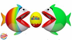 Learn Colors with Balls Eggs and Surprise Fish for Kids Toddlers Children Learning Colors, Nursery Rhymes, Toddlers, Balls, Eggs, Fish, Marketing, Children, Outdoor Decor