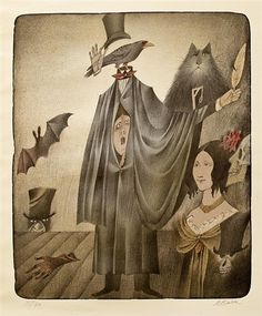Find artworks by Adolf Born (Czech, 1930 - on MutualArt and find more works from galleries, museums and auction houses worldwide. Scary Monsters, Artist Names, Animation Film, Book Illustration, Dark Art, Modern Art, Aurora Sleeping Beauty, Creatures, Graphic Design