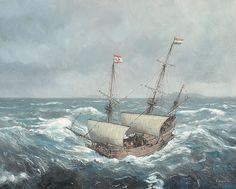 Arnold de Lange - De Eendracht - ArtBoutique