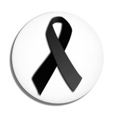 Charity. brooch ***NEW*** Lung Cancer Awareness ribbon enamel white badge