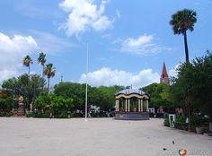 matamoros mexico | Fotos de Matamoros, Tamaulipas, México: Plaza de armas