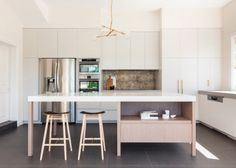 Granite Is No Longer the Most Popular Kitchen Surface and This Material Is - http://freshome.com/granite-vs-quartz/