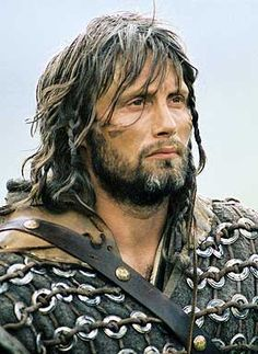 mads mikkelsen as tristan .... swoon