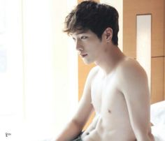 SBS Roommate | Seo Kang Jun is Hot and Sexy | High Cut E-Book July 2014 BTS