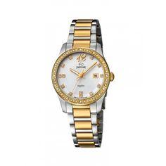 REGALA Jaguar Si buscas un #reloj de mujer de calidad, con cristal zafiro y atemporal te proponemos tres modelos de #Jaguar de distintos estilos #cristalzafiro #paratodalavida