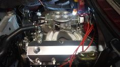 632ci proseries stroker crate engine big block gm style dressed check out this awesome ride from blueprint engines customer mark harris he has installed malvernweather Gallery