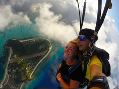 Life is either a daring adventure or nothing at all! You can do it! Make the jump with Fiji's first and most experienced dive team at Sky Dive Fiji! Check it out: https://www.fijitravel.deals/activities/