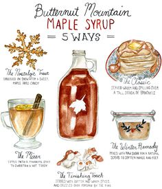 5 Ideas for Serving Up our Maple Syrup in The BULLETIN at Terrain