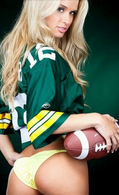 Now that's who I want to play football with ....