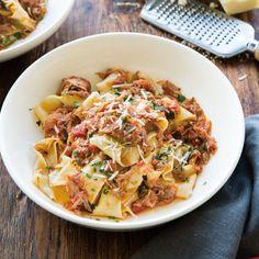 Super Foods — (Via: fattributes.tumblr.com) Slow-Cooked Pork and...