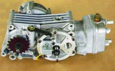 engine Bidelot for ABF