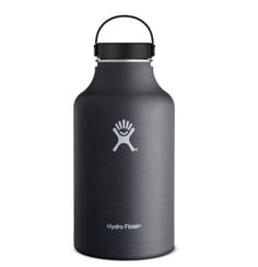 Want to make sure your beer stays cold? Take the Hydro Flask Insulated Growler to your local brewery and have them fill it up with your beer of choice. This double wall vacuum-insulated growler will then keep your beer cold for up to 24 hours!