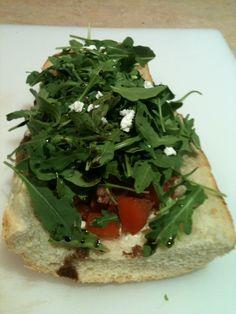 1000+ images about Food - Bruchetta on Pinterest | Bruschetta, Tomato ...