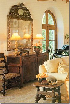 Carol Glasser, Interior Design