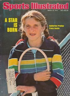 1976 tracy austin illustrated magazine from $12.99