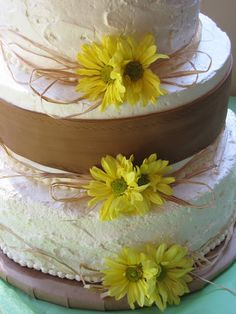 country wedding cakes - Google Search