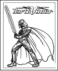 Timykids Star Wars Coloring Pages