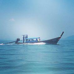 #boat #thailand #longtailboats #krabi by potten13