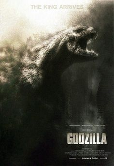 Godzilla The King Arrives 2014