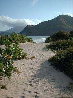 Bahía de plata, Isla Margarita, Venezuela