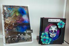 Sheena Douglass' Day of the Dead - #Crafting #Hobbies #Hochanda #CraftersCompanion - www.hochanda.com/