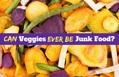Health Food or Fraud? The Truth About 12 Tempting Veggie Products