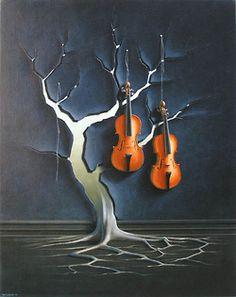 #Violin #art wall art