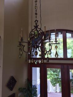 Custom Home Builders, Custom Homes, Chandelier, Ceiling Lights, Mirror, Lighting, Furniture, Home Decor, Homemade Home Decor