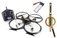 drone with camera Our review: http://quadcopters4sale.com/udi-u818a-6-axis-gyro-rc-quadcopter-review/ #udi #udiu818a #quadcopter #drone #camera #aerial