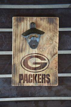 20 inch Green Bay Packers football helmet wall art man cave ...