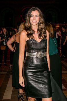 Christina Pitanguy attends the Sonia Rykiel & Lancome Paris Party