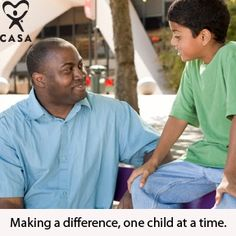 Court Appointed Special Advocates (CASA): National Court Appointed Special Advocates (CASA) Association Opportunity - VolunteerMatch