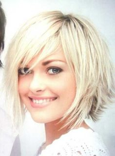 Shaggy short bob | Hair | Pinterest