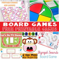 Nothing is more fun than a good pack of Free Printable Board Games. Take a look at this awesome collection and find the games your kids like the most. *this post contains affiliate links* This collection of board games is great for toddlers, preschoolers, kids in kindergarten and older kids. Create your own Snakes and ladders board game. Itsy...Read More »