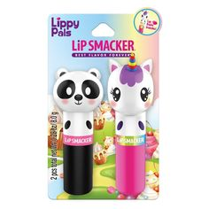 Lip Smacker Lip Gloss Light Clear .28 oz