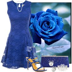 """PEARLS & LACE"" by arjanadesign on Polyvore"