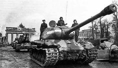 TANKS OF THE USSR - IRON FIST. IS-2 Berlin 1945