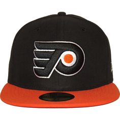 New Era 59Fifty NHL Team Basic Philadelphia Flyers 5950 Cap : New Era